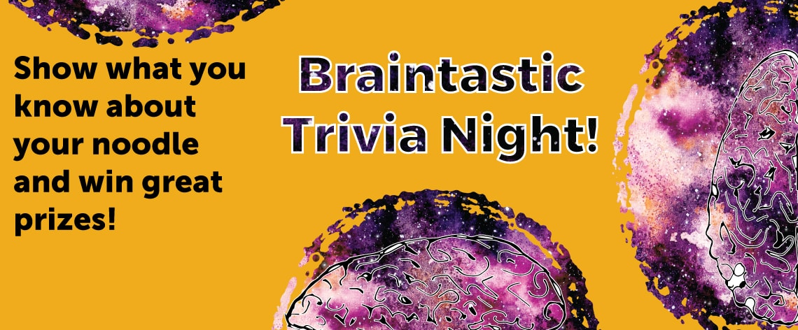 Braintastic Trivia Night