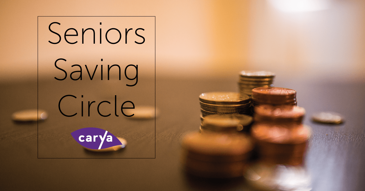 Seniors Saving Circle